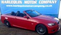 2008 BMW 3 SERIES 3.0 325I M SPORT 2d AUTO 215 BHP £7499.00