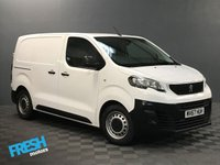 USED 2017 67 PEUGEOT EXPERT 1.6 BLUE HDI PROFESSIONAL COMPACT  * 0% Deposit Finance Available