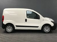 USED 2017 67 PEUGEOT BIPPER 1.2 HDI PROFESSIONAL  * 0% Deposit Finance Available