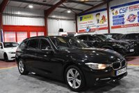 USED 2014 64 BMW 3 SERIES 2.0 318D SPORT TOURING 5d 141 BHP