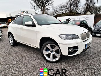 View our 2010 60 BMW X6 3.0 XDRIVE40D 4d AUTO 302 BHP