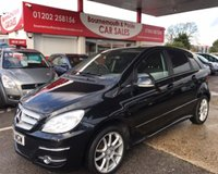 2009 MERCEDES-BENZ B CLASS 1.5 B160 BLUEEFFICIENCY SPORT MANUAL 5 DOOR  £4795.00