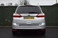 USED 2014 64 FORD GRAND C-MAX 1.0 TITANIUM 5d 124 BHP Finance Available
