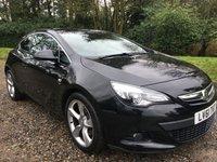 2011 VAUXHALL ASTRA 1.6 GTC SRI 3d 177 BHP £6975.00