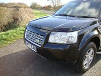 USED 2007 57 LAND ROVER FREELANDER 2.2 TD4 S 5d 159 BHP Landrover Freelander 2, 2.2td4, S, 6 speed manual
