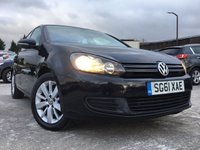 USED 2011 61 VOLKSWAGEN GOLF 2.0 SE TDI 5d 138BHP 1FORMER KEEPER+HISTORY+ALLOYS+