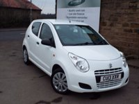 USED 2013 13 SUZUKI ALTO 1.0 SZ3 5d 68 BHP Service History Radio/CD with Bluetooth ZERO Rate Road Tax