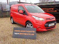 2015 FORD TRANSIT CONNECT 1.6 200 LIMITED L1 H1 6d 115 BHP (NAV) £7790.00