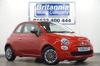 2016 FIAT 500 1.2 POP 3 DOOR NEW MODEL £6890.00
