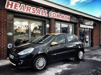 USED 2010 59 RENAULT CLIO 1.5 EXPRESSION DCI 5d 86 BHP