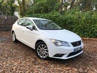 2013 SEAT LEON 1.2 TSI SE 5d 105 BHP £6389.00