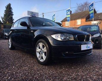 2010 BMW 1 SERIES 2.0 116I SE 3d 121 BHP £7995.00