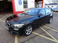 USED 2015 65 BMW 1 SERIES 1.5 116D ED PLUS 5d 114 BHP
