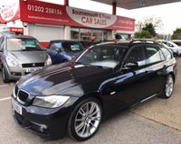 2009 BMW 3 SERIES 2.0 318D M SPORT BUSINESS EDITION TOURING 1 OWNER £5995.00