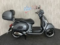 2015 PIAGGIO VESPA VESPA GTS 125 SUPERSPORT ABS MOT TILL AUG 19 2015 15  £2690.00