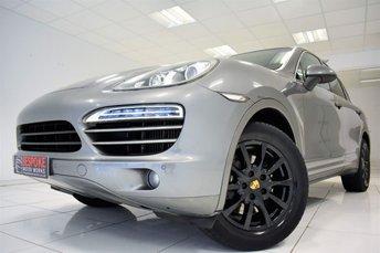2011 PORSCHE CAYENNE 3.0 D V6 TIPTRONIC S 5 DOOR AUTOMATIC £22495.00