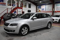 USED 2016 16 SKODA OCTAVIA 2.0 SE BUSINESS TDI 5d 148 BHP