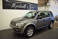 USED 2011 11 LAND ROVER FREELANDER 2 2.2 TD4 GS 5d 150 BHP 7 SERVICE STAMPS  TO 64K MILES - 4X4
