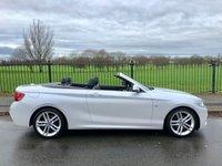 2015 BMW 2 SERIES 2.0 220D M SPORT 2d 188 BHP £12995.00