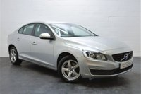 USED 2015 65 VOLVO S60 2.0 D3 BUSINESS EDITION 4d AUTO 148 BHP 1 OWNER + FULL SERVICE HISTORY