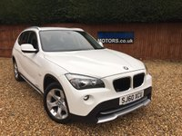 USED 2010 60 BMW X1 2.0 XDRIVE20D SE 5d 174 BHP