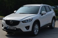 USED 2013 62 MAZDA CX-5 2.2 D SPORT NAV 5d 148 BHP ***PREVIOUSLY SOLD BY OURSELVES*** ***FINANCE AVAILABLE***