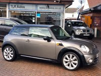 2011 MINI HATCH COOPER 1.6 COOPER 3d 122 BHP £7495.00