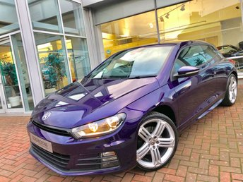 2015 VOLKSWAGEN SCIROCCO 2.0 R LINE TDI BLUEMOTION TECHNOLOGY 2d 182 BHP £SOLD