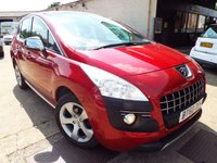 USED 2010 60 PEUGEOT 3008 1.6 EXCLUSIVE HDI 5d AUTO 112 BHP