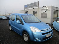 USED 2010 10 CITROEN BERLINGO 1.6 MULTISPACE VTR HDI 5d 90 BHP