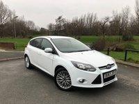 2013 FORD FOCUS 1.6 ZETEC TDCI 5d 113 BHP £5690.00