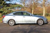USED 2009 09 LEXUS IS 2.5 250 SE-I 4d AUTO 204 BHP