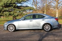 USED 2009 09 LEXUS IS 2.5 250 SE-I 4d AUTO 204 BHP