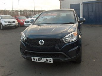 View our SSANGYONG KORANDO