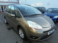 USED 2010 CITROEN C4 GRAND PICASSO 1.6 VTR PLUS HDI 5d 107 BHP