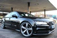 USED 2014 14 AUDI A7 3.0 TDI QUATTRO S LINE BLACK EDITION 5d AUTO 245 BHP