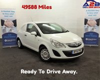 2011 VAUXHALL CORSA 1.2 SWB CDTI  Low Mileage 49590 Miles, Serviced and MOT,d ,Very Clean Example. £3480.00