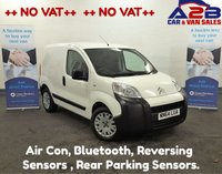 USED 2015 64 CITROEN NEMO 1.2 660 ENTERPRISE HDI +NO VAT++NO VAT+  Low Mileage 42701 Miles , Air Con, Bluetooth, Reversing Sensors, Sliding Doors,  **Drive Away Today** Over The Phone Low Rate Finance Available, Just Call us on 01709 866668**