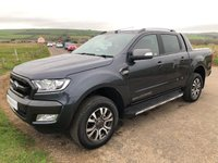 2018 FORD RANGER Double Cab Wildtrak TDCi 200 Auto £25950.00