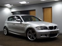 USED 2009 59 BMW 1 SERIES 2.0 116I M SPORT 5d 121 BHP