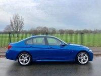 2013 BMW 3 SERIES 3.0 330D XDRIVE M SPORT 4d 255 BHP £14495.00