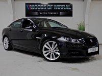 2013 JAGUAR XF 3.0 D V6 S PORTFOLIO 4d AUTO 275 BHP £15980.00
