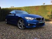 2014 BMW 4 SERIES 2.0 420D M SPORT 2d 181 BHP £15990.00