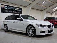 USED 2015 15 BMW 3 SERIES 2.0 320I M SPORT TOURING 5d AUTO 181 BHP