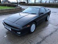 USED 1988 TOYOTA SUPRA 3.0 3.0 3d 201 BHP