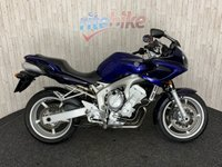 2008 YAMAHA FZ6 FAZER FZ6 FAZER MOT TILL SEPTEMBER LOW MILEAGE EXAMPLE 2008 08PLATE   £2990.00