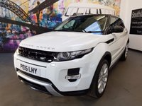 2015 LAND ROVER RANGE ROVER EVOQUE 2.2 SD4 DYNAMIC 5d 190 BHP