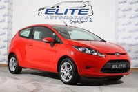 USED 2012 62 FORD FIESTA 1.2 STYLE 3d 59 BHP FULL HISTORY/SUPERB CONDITION! LOW RUNNING COSTS
