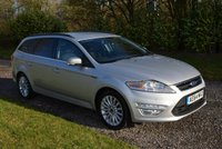 USED 2014 64 FORD MONDEO 1.6 ZETEC BUSINESS EDITION TDCI 5d 114 BHP 1 OWNER FFSH SAT NAV BLUETOOTH PARK AIDS CRUISE TAX £20