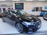 2015 INFINITI Q50 2.1 SPORT D 4d AUTO 168 BHP £10495.00